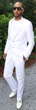 White Party Men's Outfit