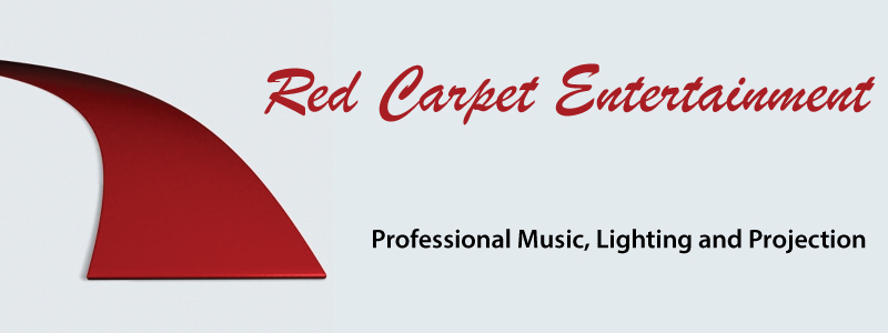 Red Carpet Entertainment Banner